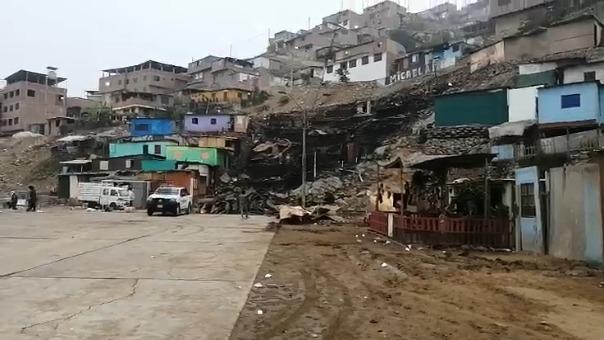 14 viviendas quedaron hechas cenizas tras incendio registrado.