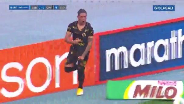 Gol de Jonathan Dos Santos ante Sporting Cristal