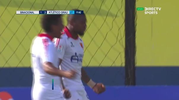 Binacional 1-0 Atlético Grau