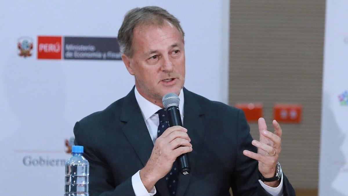José Luis Pacheco Moya, regidor de Lima Metropolitana.