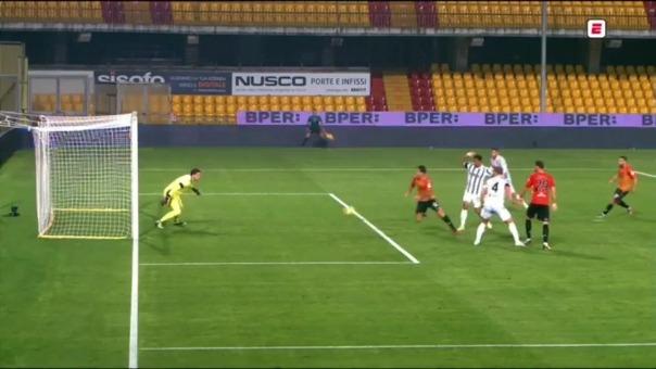Benevento enfrenta a Juventus por la fecha 9 de la Serie A