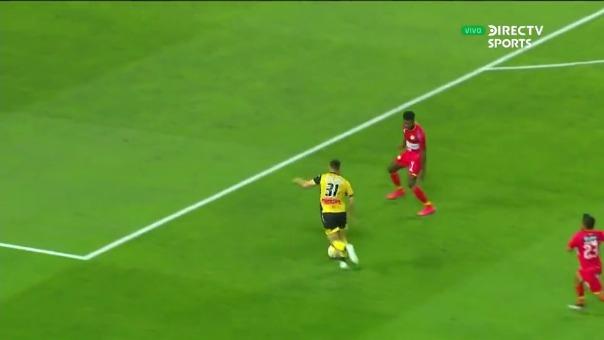 Sport Huancayo 0-2 Coquimbo Unido: así fue el segundo gol del cuadro chileno