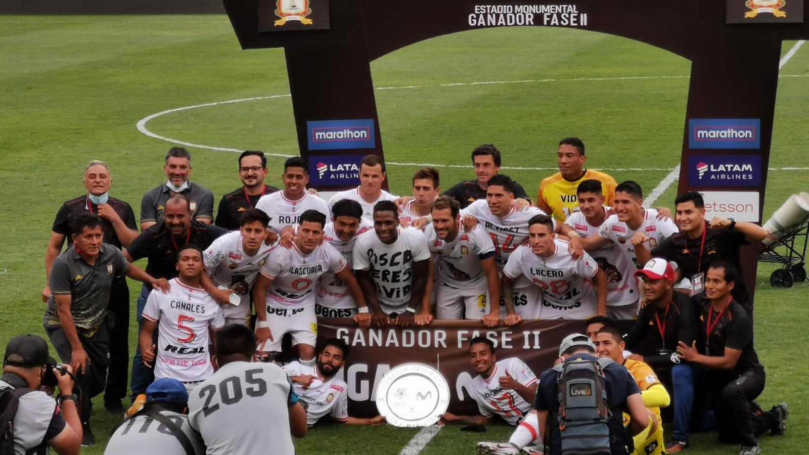 Ayacucho FC ganó la final de la Fase 2