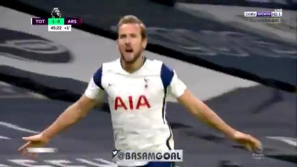 Gol de Harry Kane