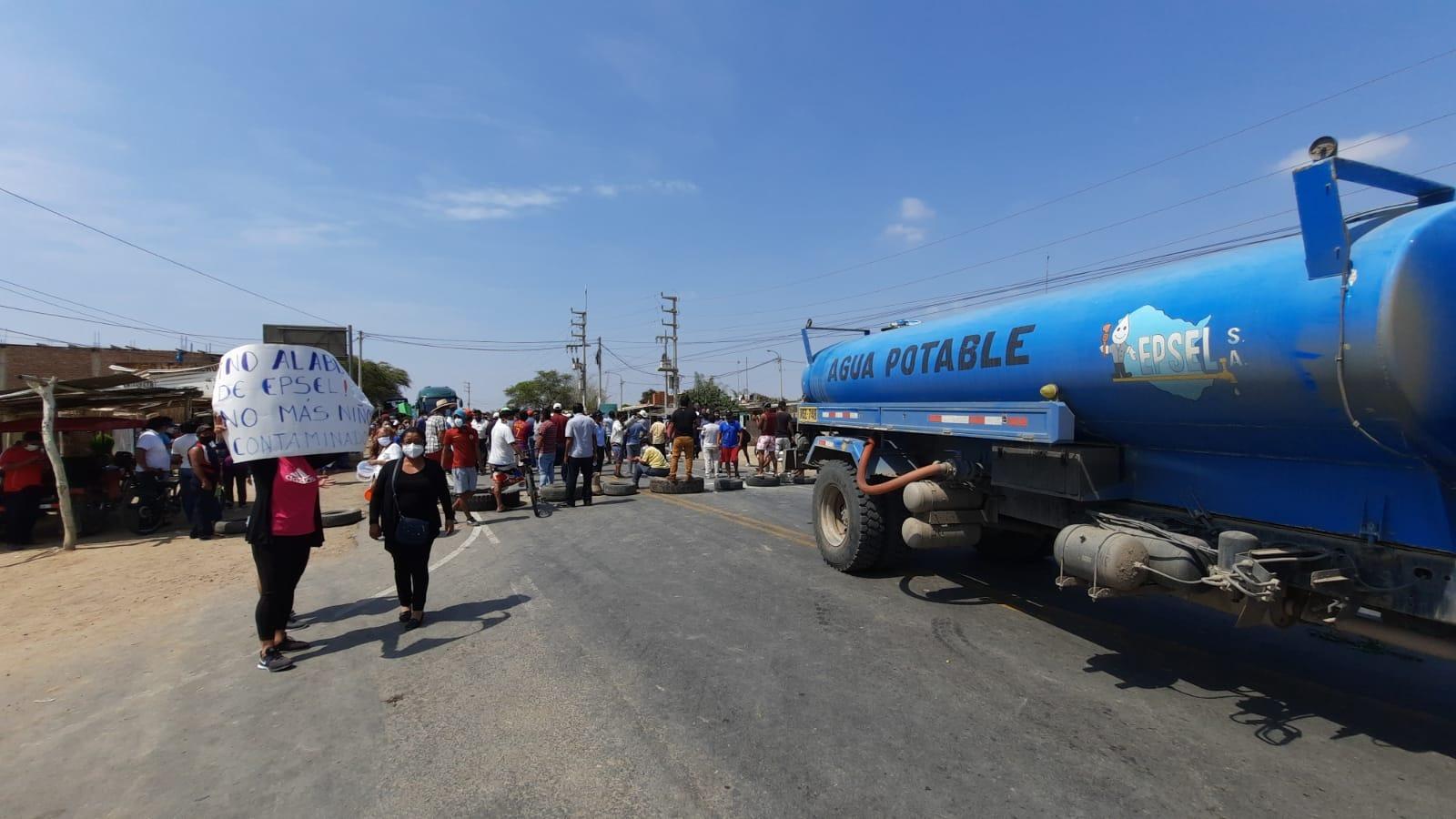 Pobladores piden que se tome en cuenta el problema de contaminación por agua con arsénico.