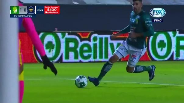 León 2-0 Pumas