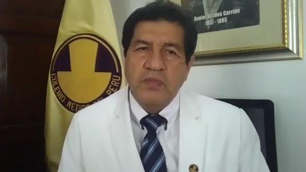 Colegio Médico del Perú advierte sobre déficit de oxígeno ante probable rebrote de la COVID-19.