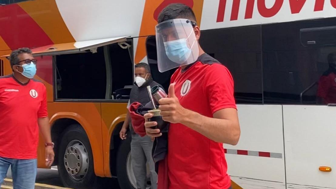 Universitario quedó concentrado para la primera final de la Liga 1