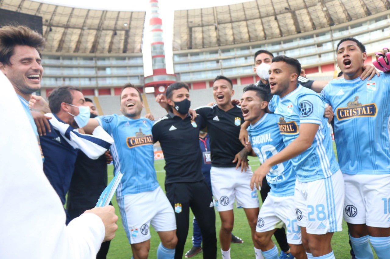 Sporting Cristal vuelve a campeonar tras dos años.
