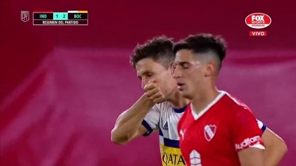Boca Juniors 2-1 Independiente: así fueron los goles del partido