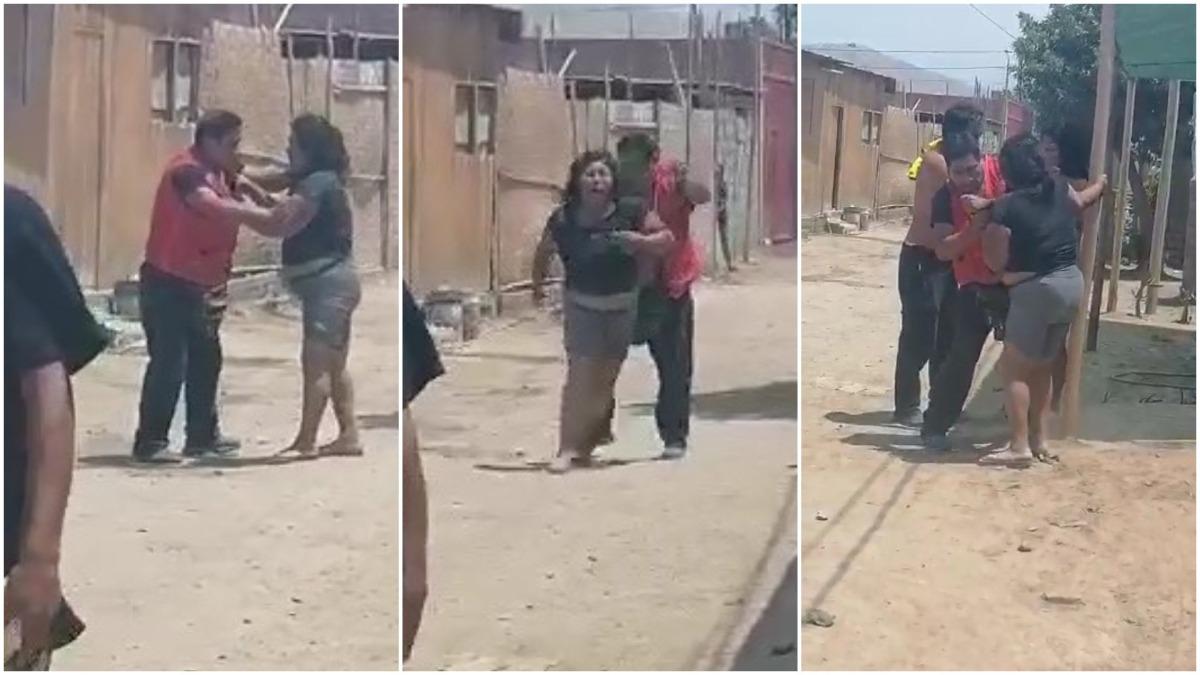 Violencia en Casma.