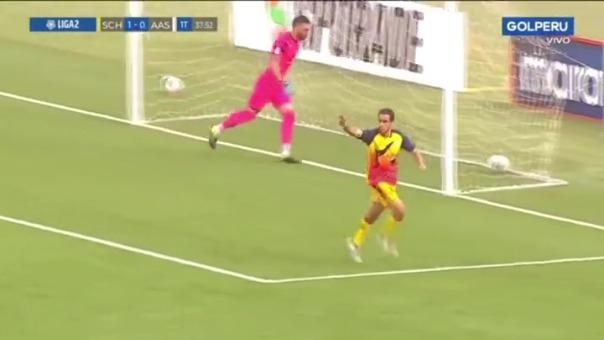 Alianza Atlético 0-1 Sport Chavelines: así fue el gol de Chavelines