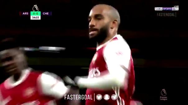 Arsenal derrotó 3-1 a Chelsea por la fecha 15 de la Premier League