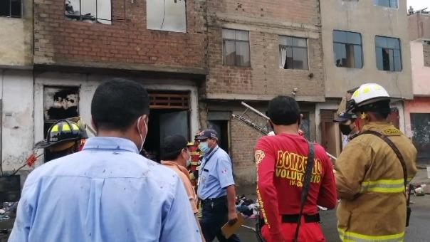Hasta el momento, se desconocen las causas del incendio.