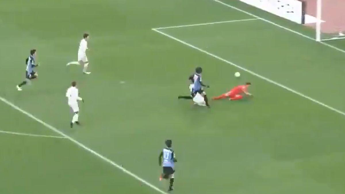 Así fue el gol de Kaoru Mitoma que le dio el título al Kawasaki Frontale.