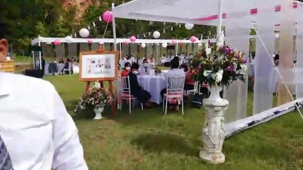 PNP intervino un matrimonio en Huánuco.