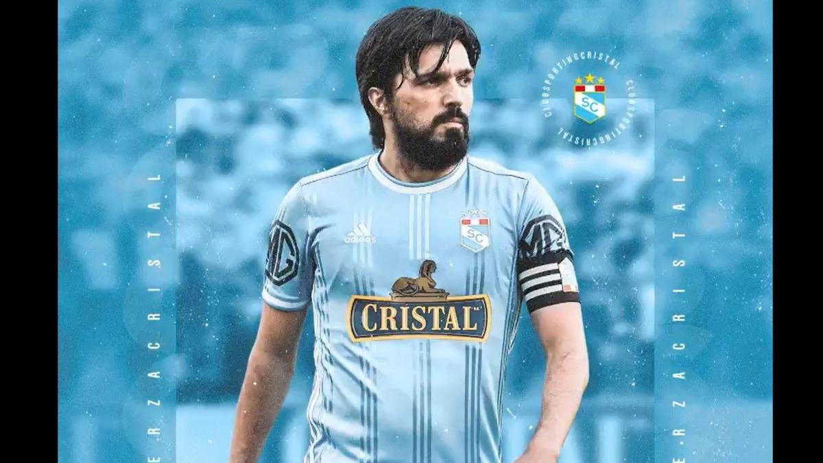 El adiós de Sporting Cristal a Jorge Cazulo.