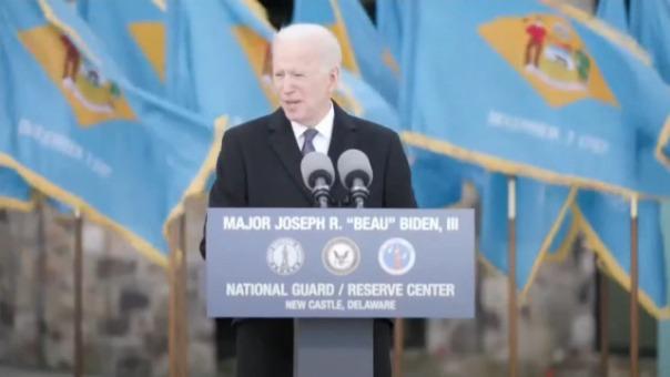 Joe Biden, próximo presidente de Estados Unidos