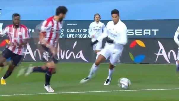 Real Madrid fue eliminado en 'semis' de la Supercopa de España