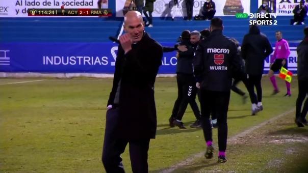 Alcoyano 2-1 Real Madrid: así fue el gol de la clasificación del Acoyano