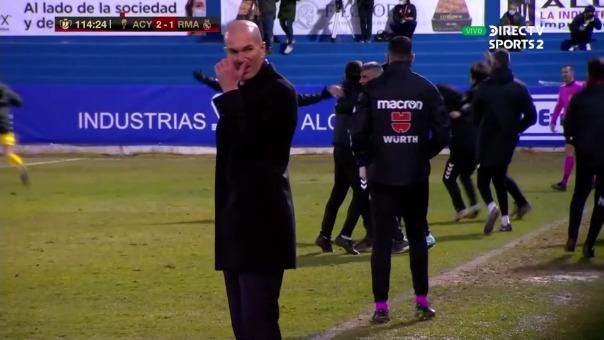 Así fue el gol de la victoria de Alcoyano ante Real Madrid