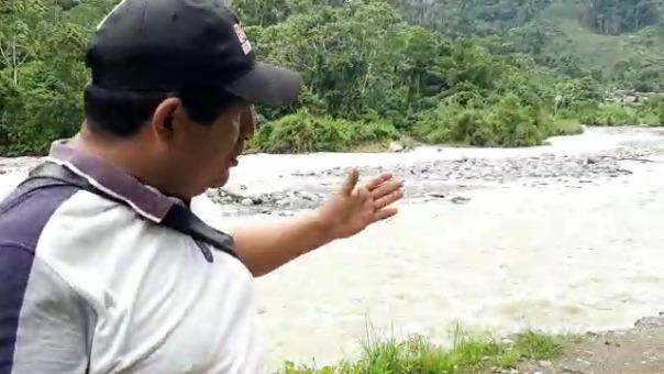 El consejero regional por Satipo, José Villazana, señaló que al no tener un puente los Asháninkas y Nomatsiguengas optan por arriesgar sus vidas.