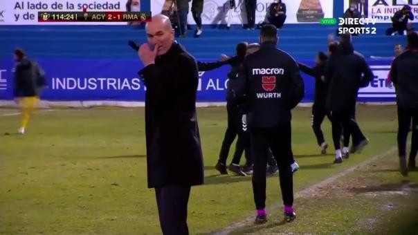Real Madrid fue eliminado por Alcoyano de la Copa del Rey 2020-21