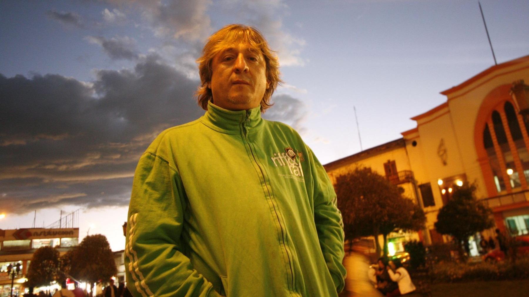 Canten Pelo D'Ambrosio pide ayuda para su región.
