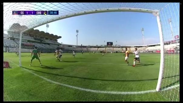 Así fue el gol de Gabriel Costa