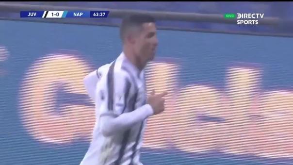 Histórico gol 760 de Cristiano Ronaldo, ante Nápoli por la Supercopa