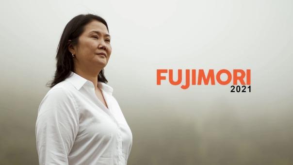 Keiko presenta su campaña presidencial