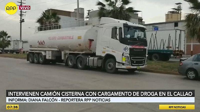 La intervención se realizó en la zona de Bocanegra, en el Callao.