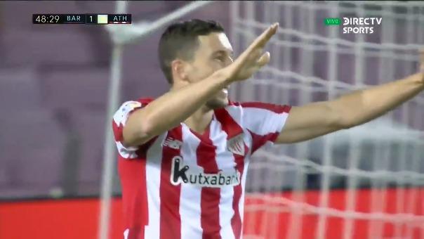 Barcelona vs. Athletic Bilbao: así fue el autogol de Jordi Alba