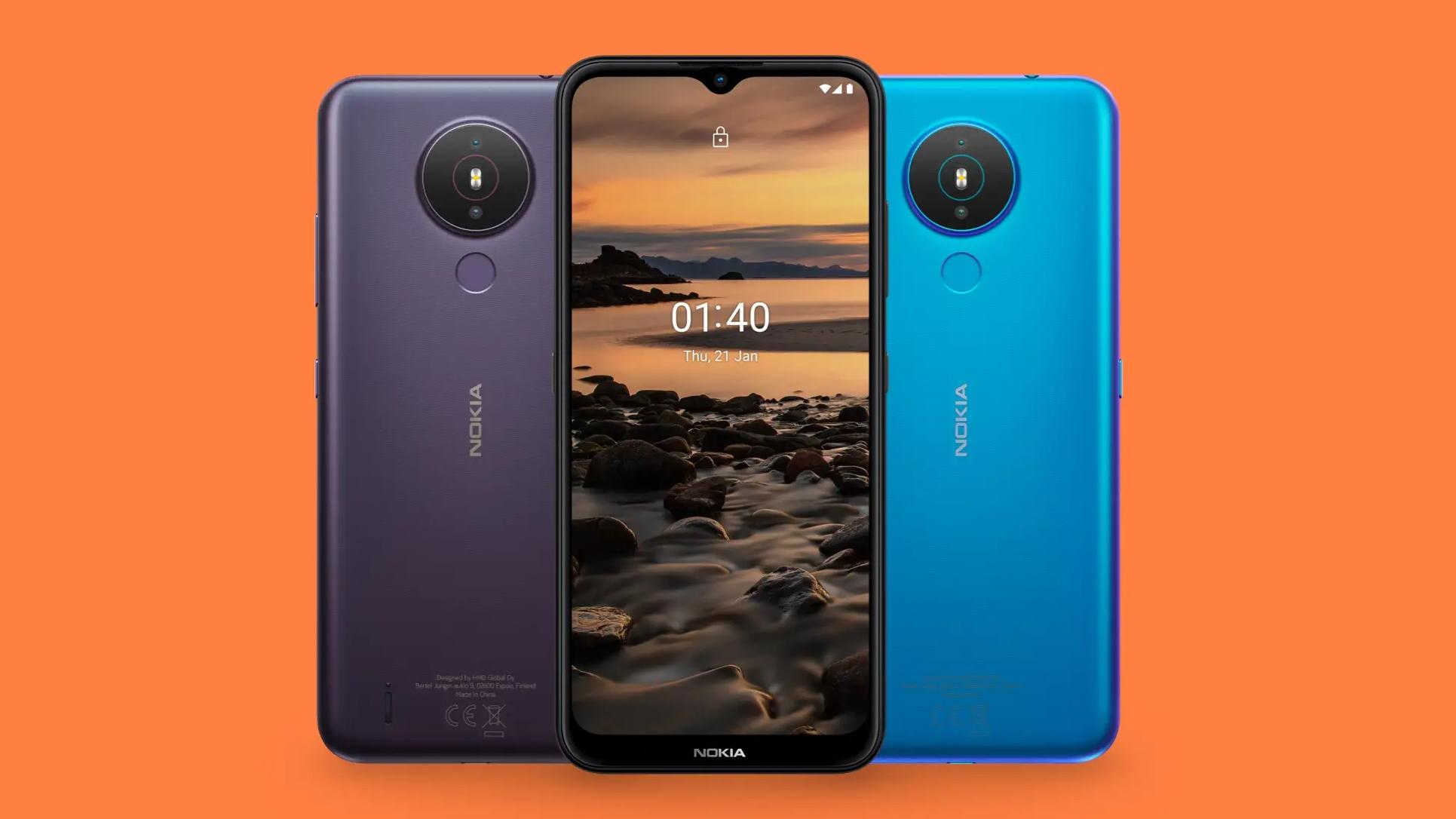 Este es el Nokia 1.4.