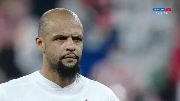 Felipe Melo falló el último penal en la tanda de Palmeiras y Al-Ahly