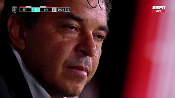 Estudiantes 2-1 River Plate: así fue el gol de Mauro Díaz