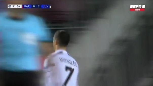 Cristiano Ronaldo tiene cuatro goles en la actual Champions League