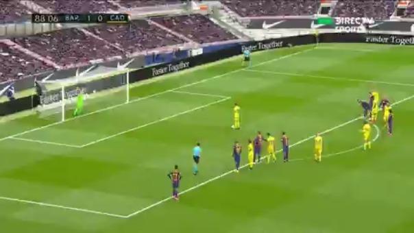 Gol de Cádiz