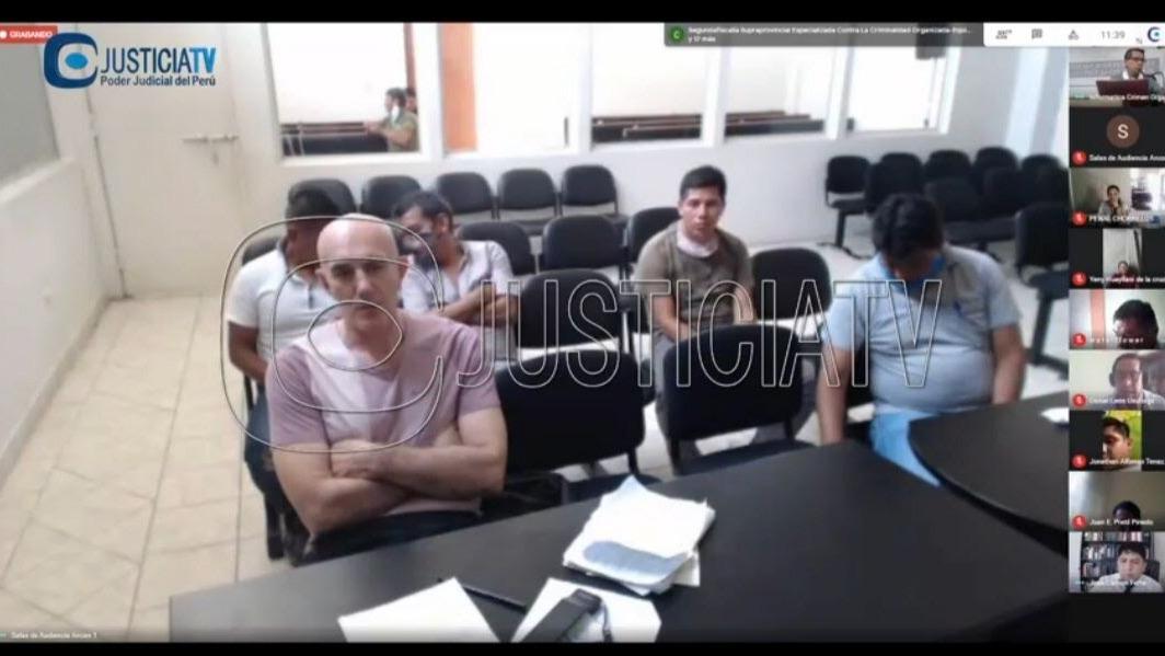 Poder Judicial condena a 25 años de prisión al ciudadano serbio Zoran Jaksic por narcotráfico.