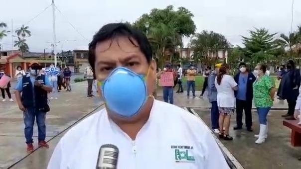 Profesionales de la salud temen que se repita la situación que vivieron durante la primera ola de contagios del nuevo coronavirus.