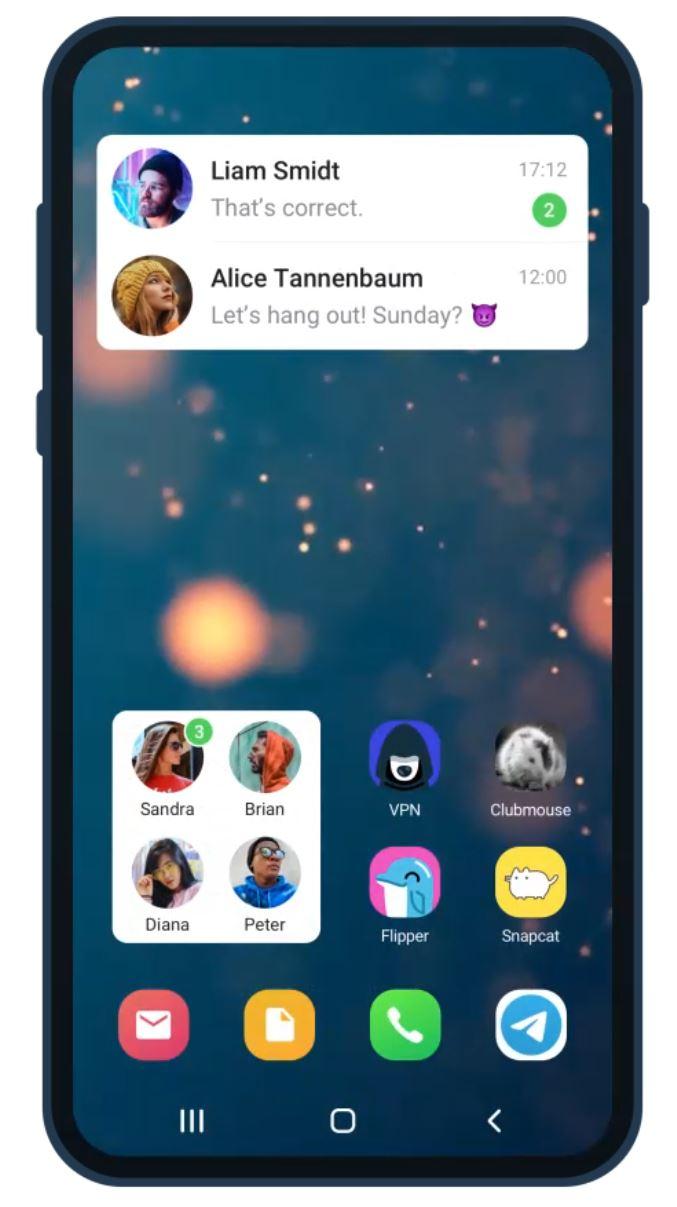 Telegram nuevas herramientas