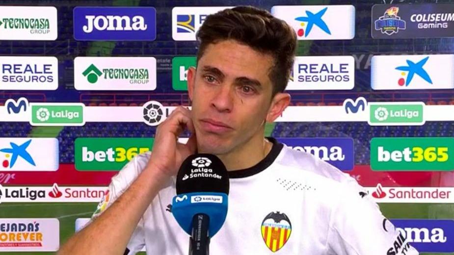 Este es el sentir de Gabriel Paulista por el momento del Valencia.