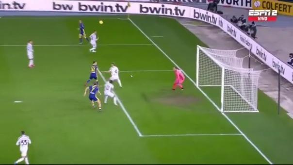 Barák puso el 1-1 ante Juventus