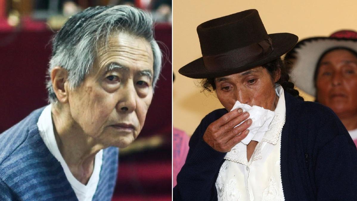 Fiscalía formalizó denuncia contra Fujimori.
