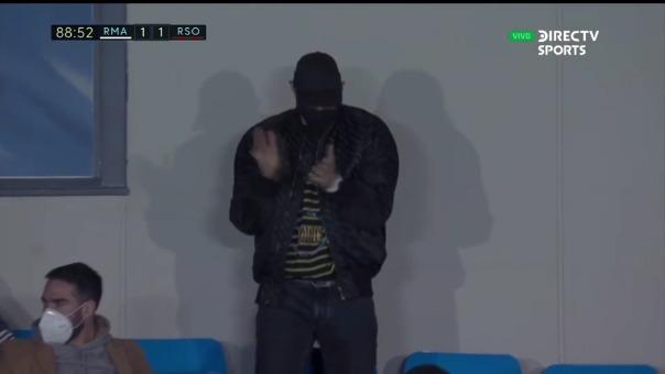 Real Madrid 1-1 Real Sociedad: así fue el gol Viniciur Jr.