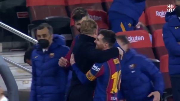 Barcelona clasificó a la final de la Copa del Rey