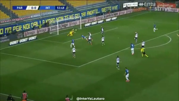 Primer gol de Alexis Sánchez