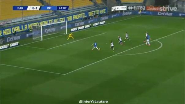 Segundo gol de Alexis Sánchez
