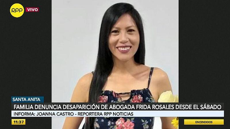 Frida Rosales Arias es intensamente buscada por su familia.