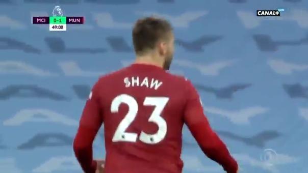 Gol de Manchester United